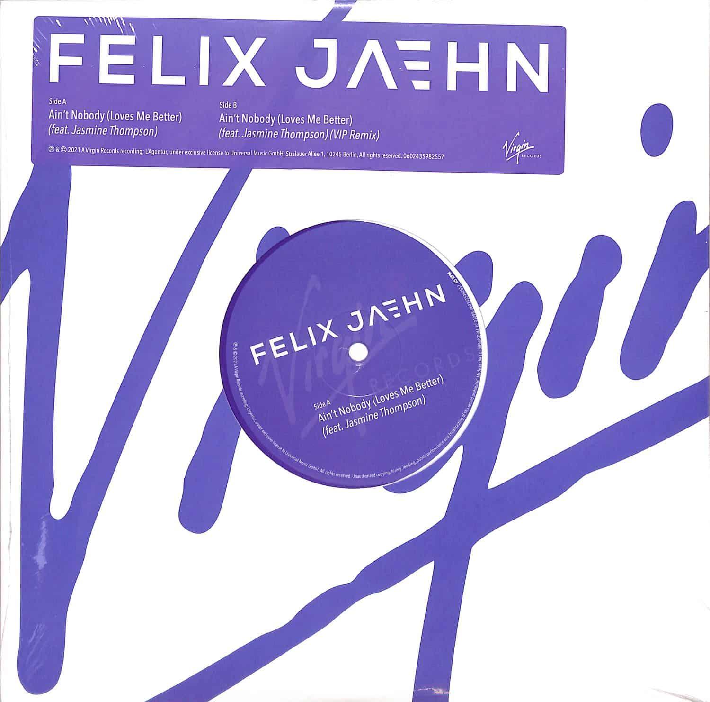 Felix Jaehn Feat. Jasmine Thompson - AINT NOBODY