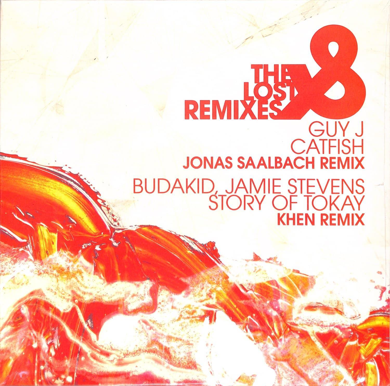 Guy J / Budakid & Jamie Stevens - THE LOST REMIXES