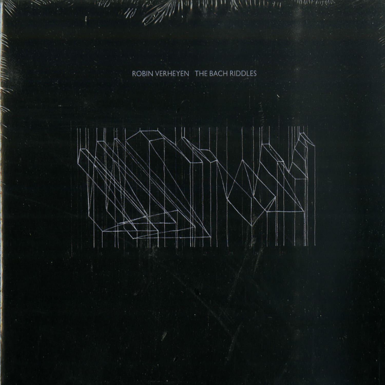 Robin Verheyen - THE BACH RIDDLES