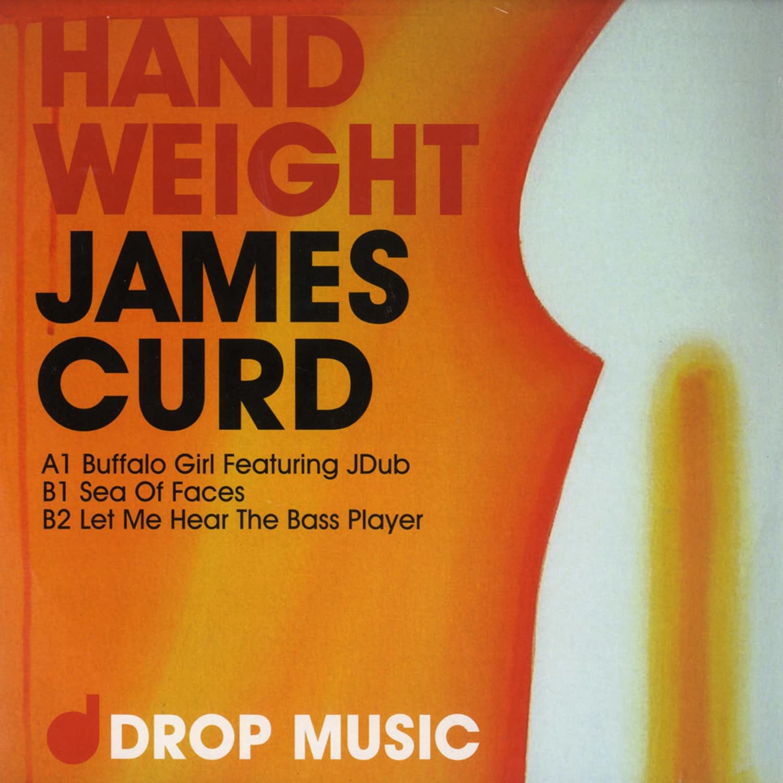 James Curd - BUFFALO GIRL/SEA OF FACES