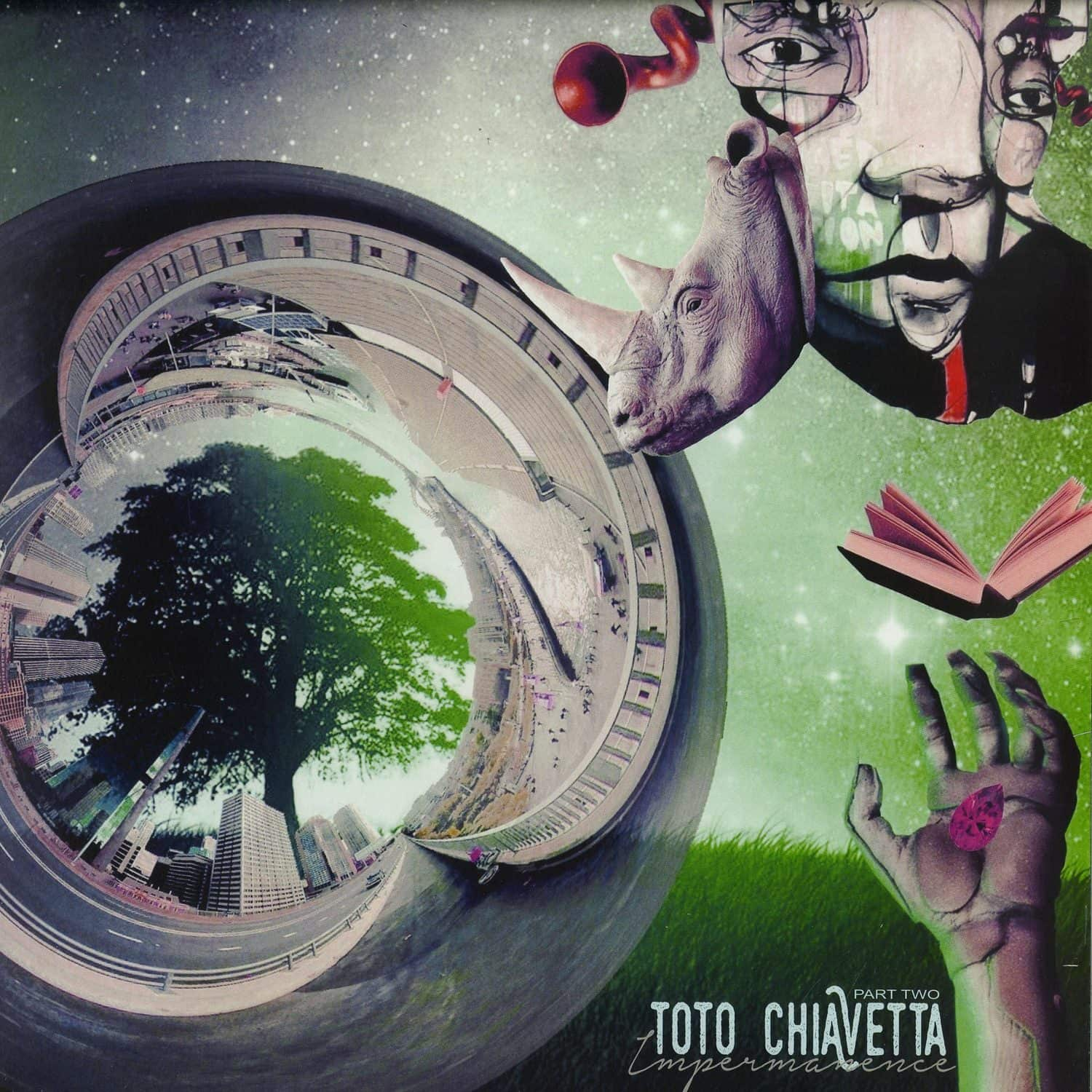 Toto Chiavetta - IMPERMANENCE PART TWO