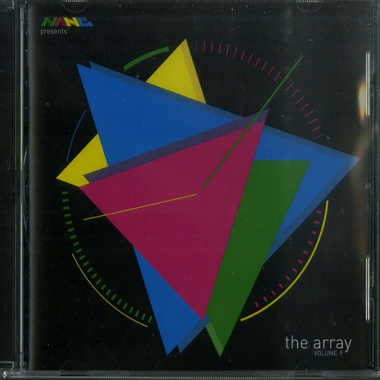 Various Artists - NANG PRESENTS: THE ARRAY VOL. 9