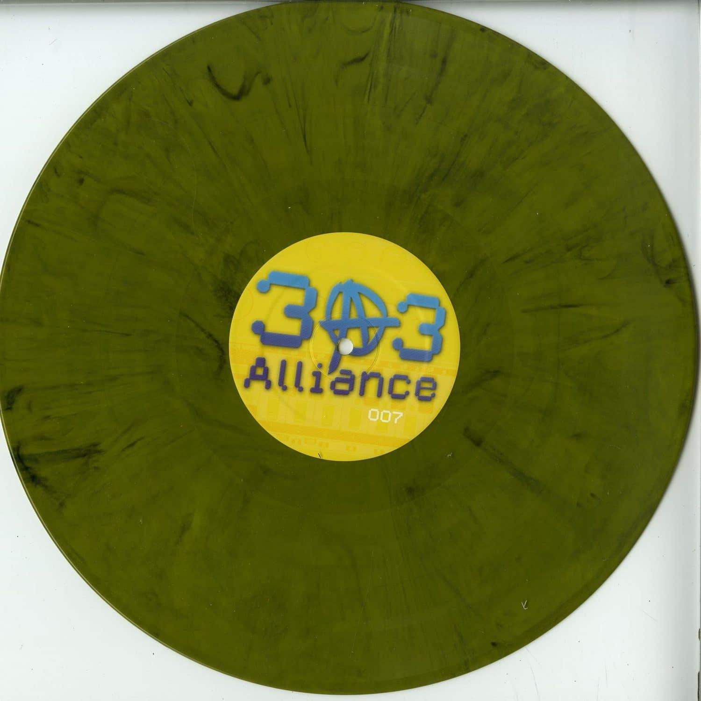 Benji303 & The Geezer - 303 ALLIANCE 007