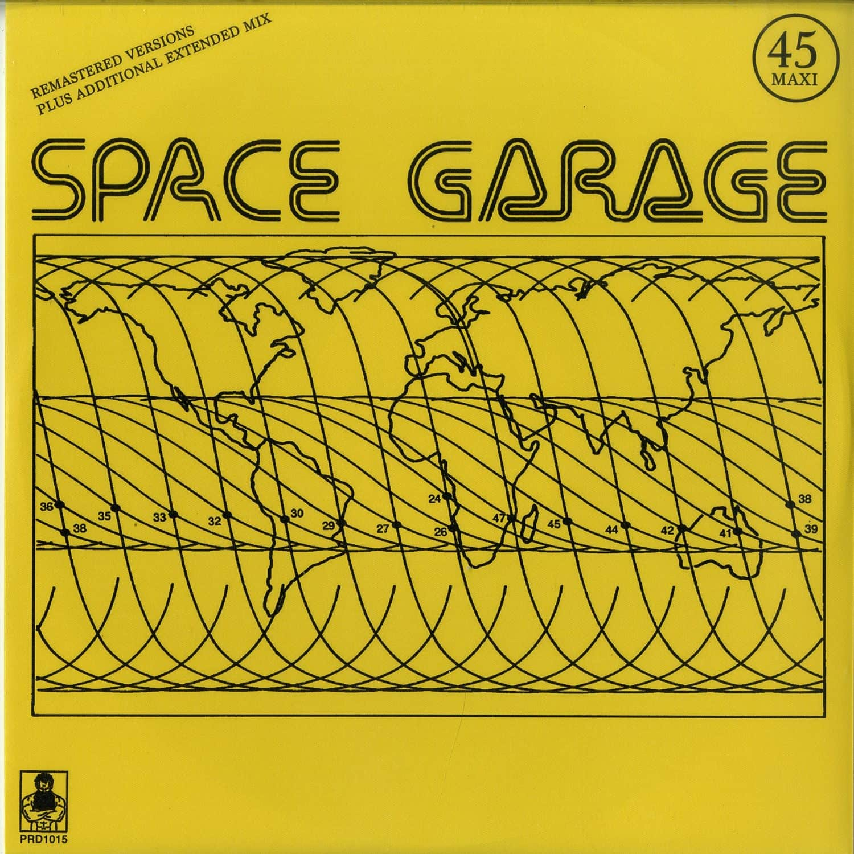 Space Garage - SPACE GARAGE