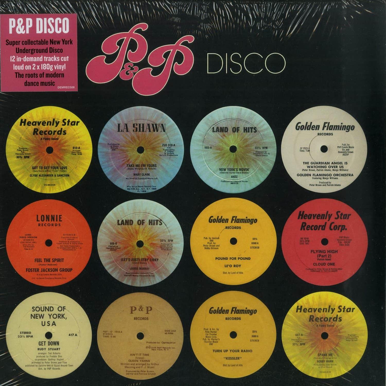 Various Artists - P P DISCO