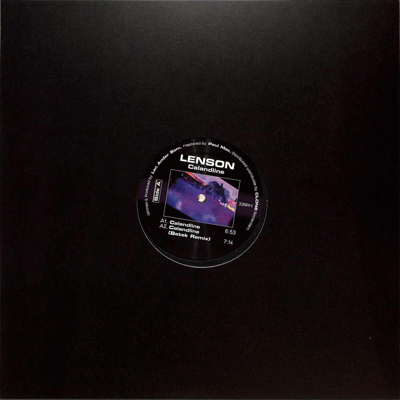 Lenson - CALANDLINE
