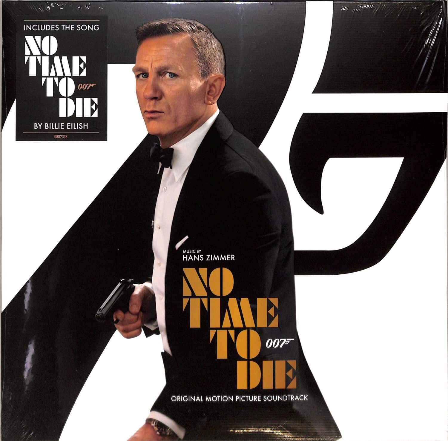 Hans Zimmer - BOND 007: NO TIME TO DIE O.S.T.