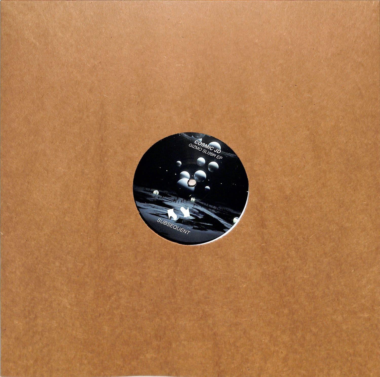 Cosmic JD - GIZMO SLUSH EP