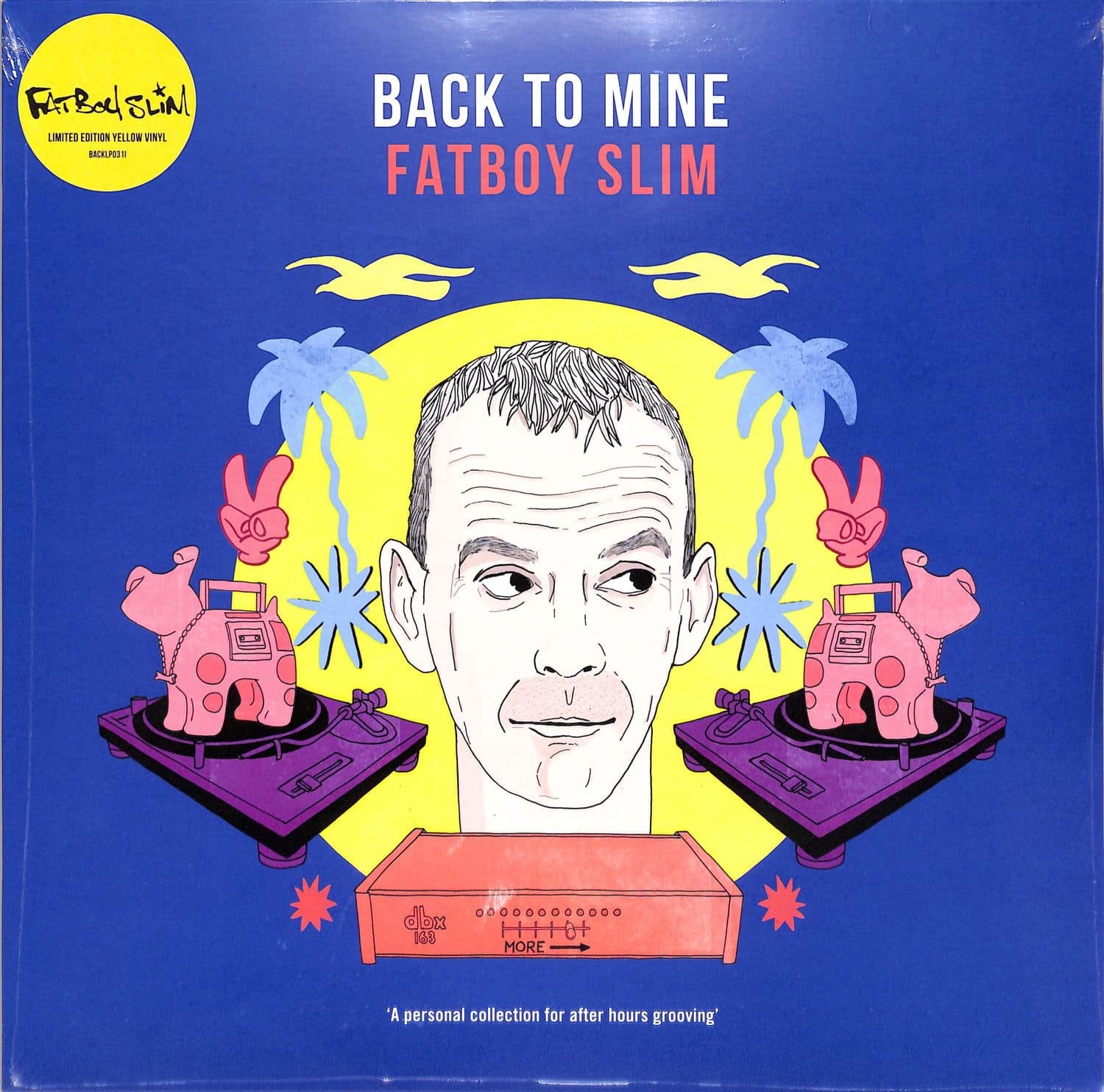 Fatboy Slim - BACK TO MINE: