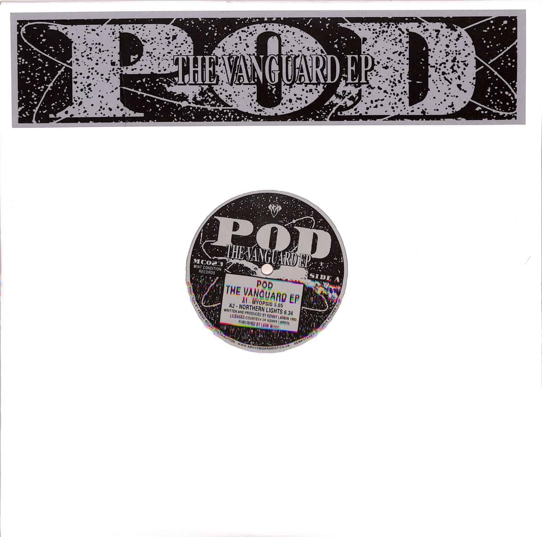 POD  - THE VANGUARD EP