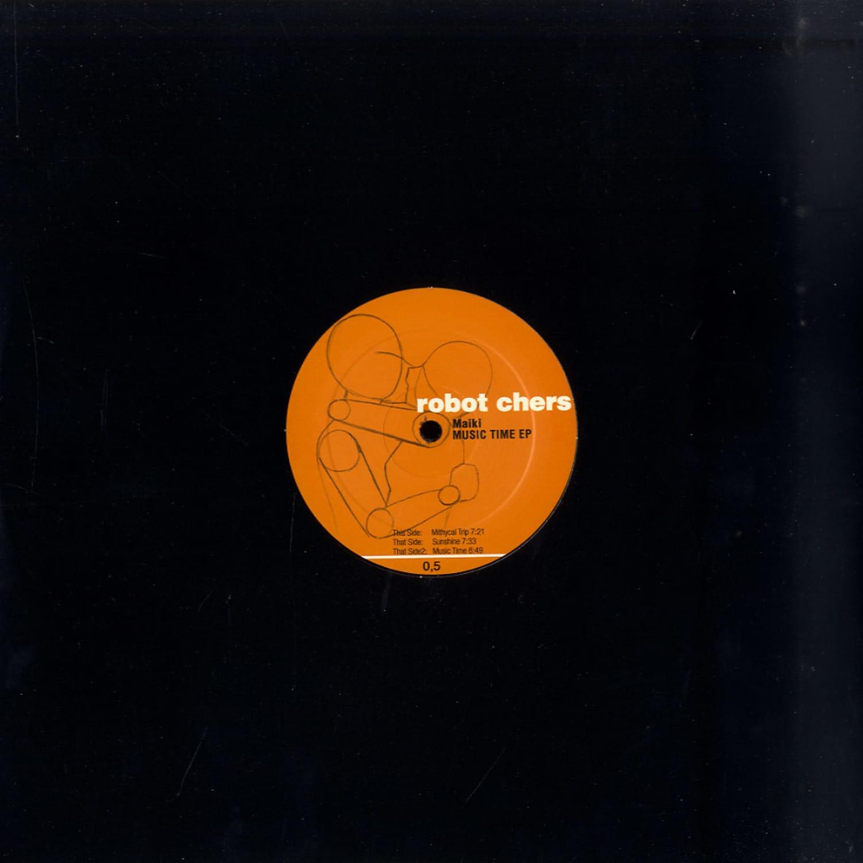 Maiki - MUSIC TIME EP