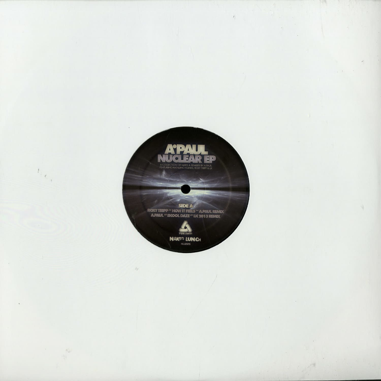 A.Paul - NUCLEAR EP