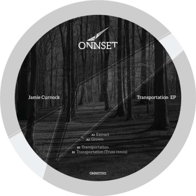 Jamie Curnock - TRANSPORTATION EP