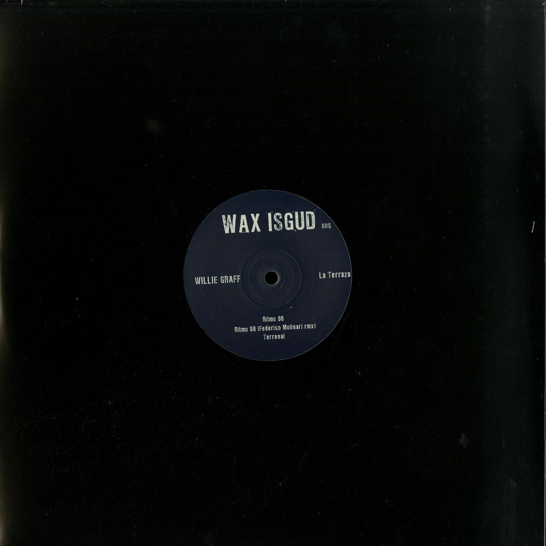 Willie Graff - LA TERRAZA EP