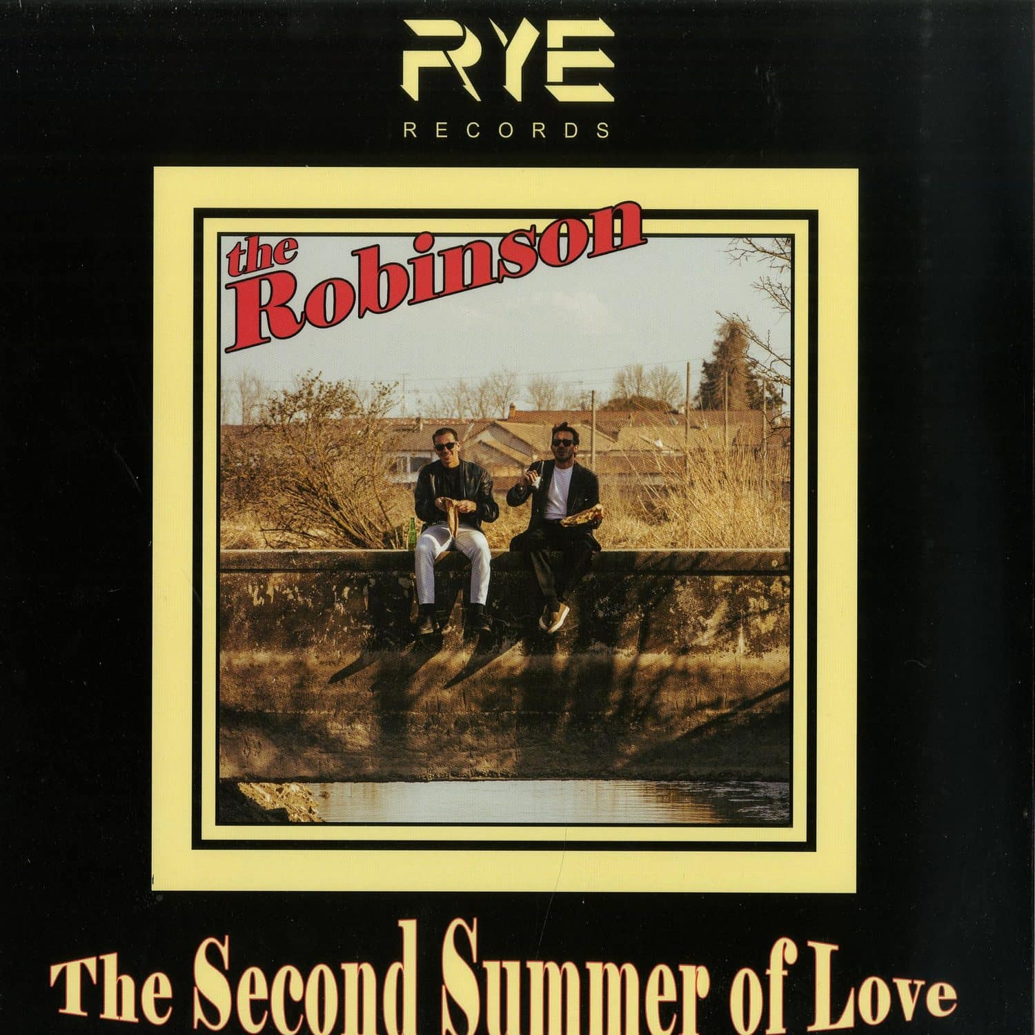 The Robinson - THE SECOND SUMMER OF LOVE