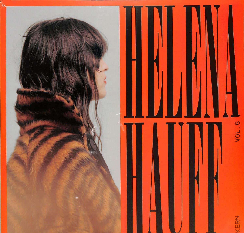 Helena Hauff - KERN VOL. 5 - EXCLUSIVES + RARITIES