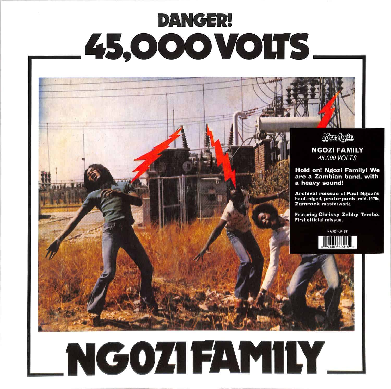 Ngozi Family - 45.000 VOLTS