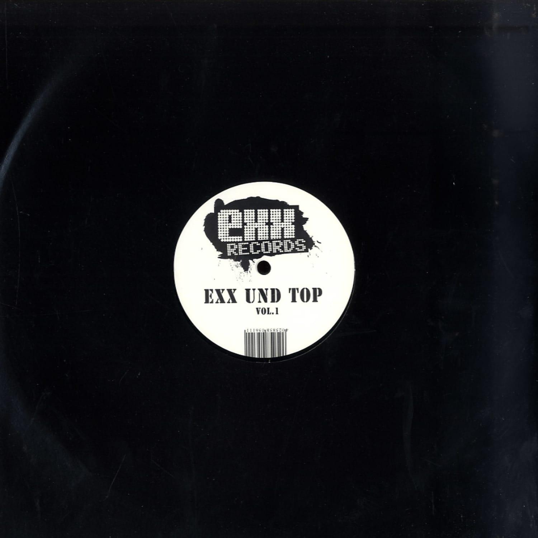 Various Artists - EXX UND TOP EP