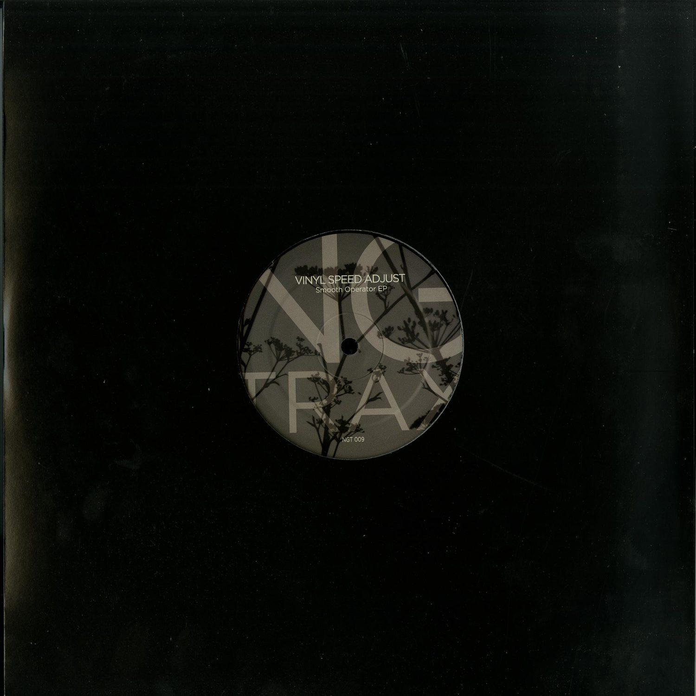 Vinyl Speed Adjust - SMOOTH OPERATOR EP