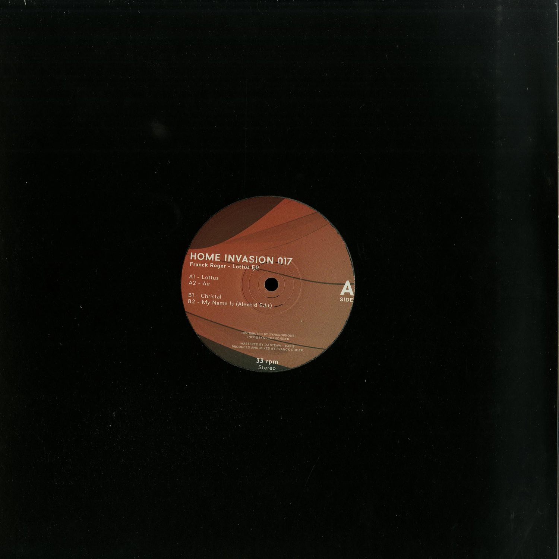 Franck Roger - LOTTUS EP