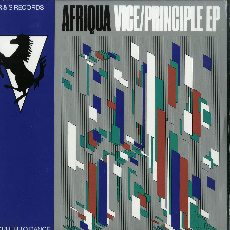 Afriqua - VICE/PRINCIPLE