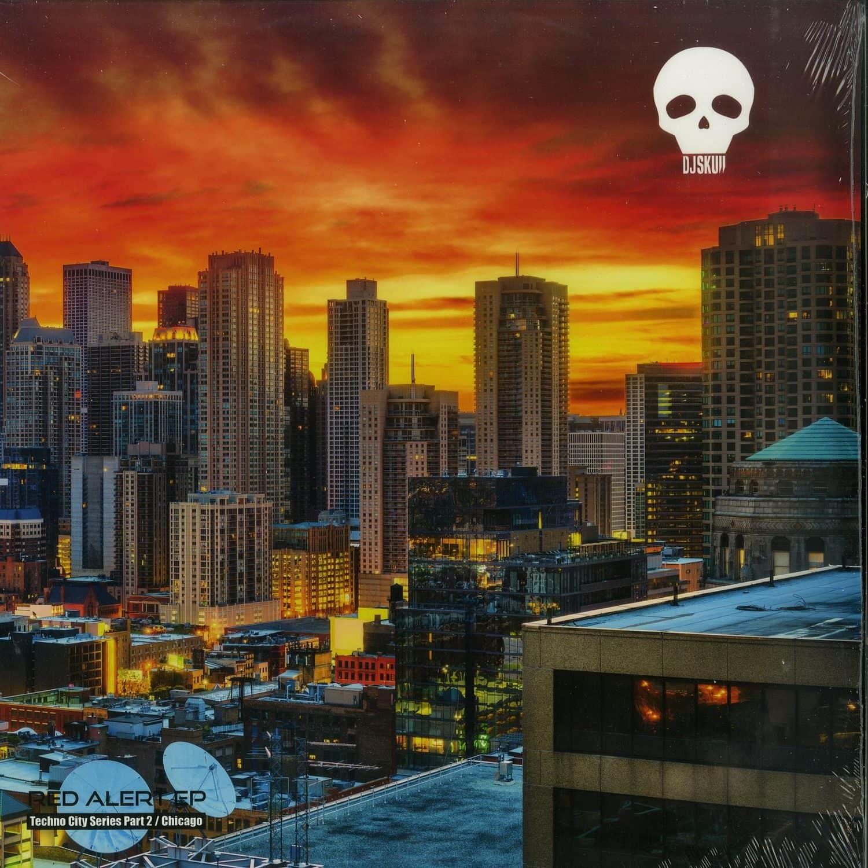 DJ Skull - RED ALERT EP