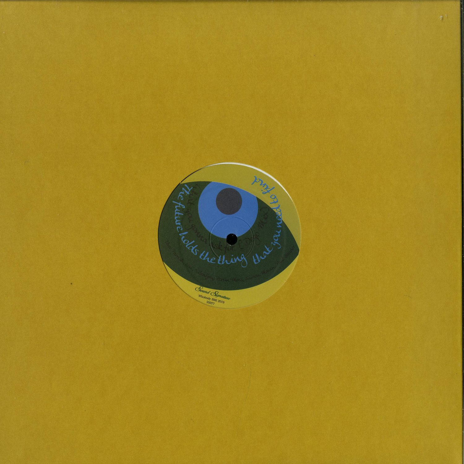 Theo Parrish, Lori, SilentJay, Simon Marvin, Perrin Moss, Paul Bender - WHAT YOU WANNA ASK FOR
