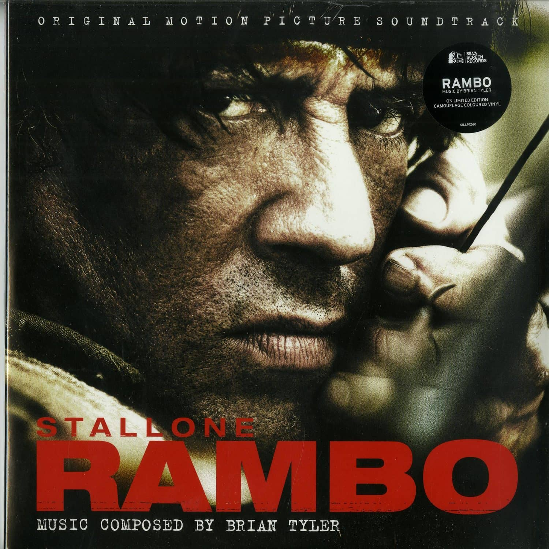Brian Tyler - RAMBO O.S.T.
