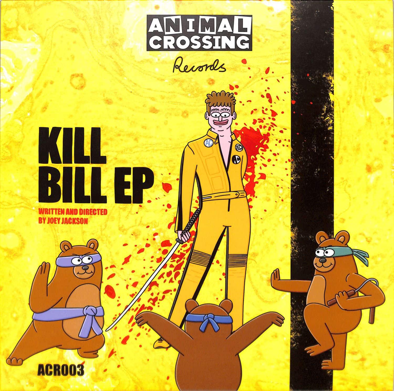 Joey Jackson - KILL BILL EP