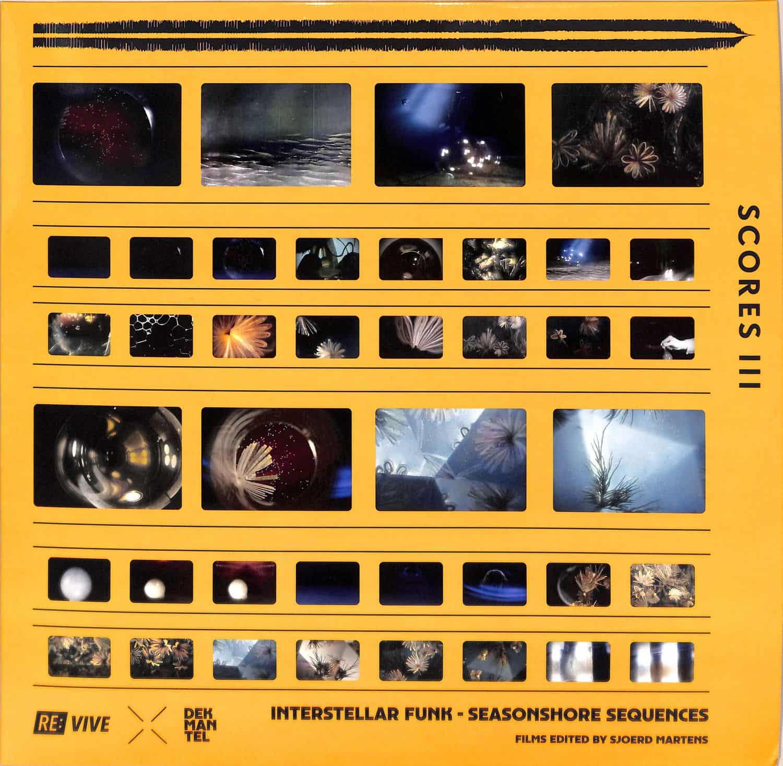 Interstellar Funk / Guenter Raler - SCORES III