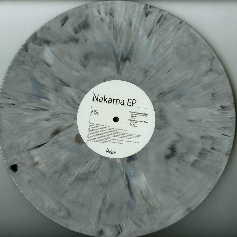 Various Artists - NAKAMA EP