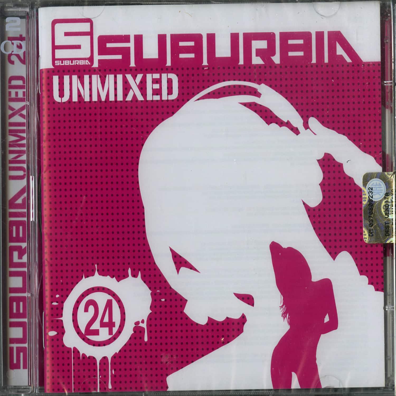 Various Artists - SUBURBIA UNMIXED 24