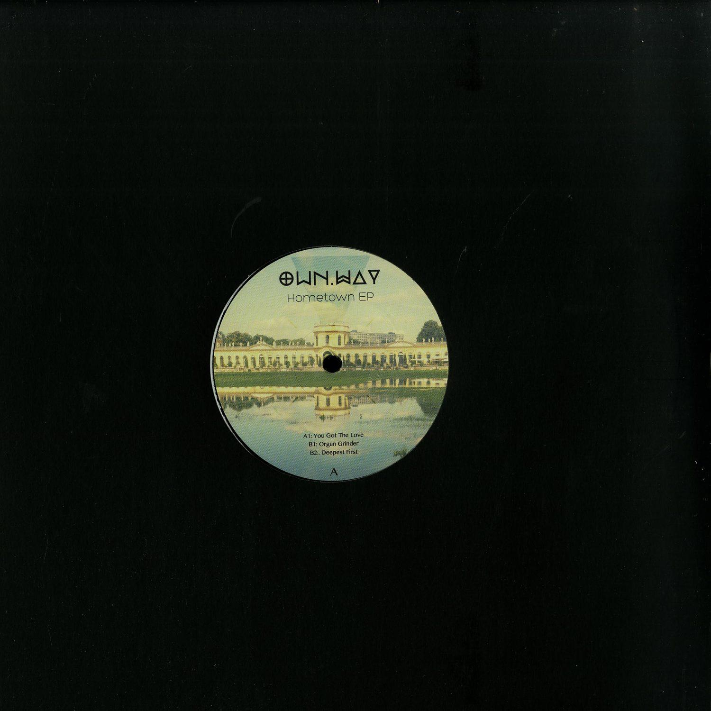 Own.way - HOMETOWN EP