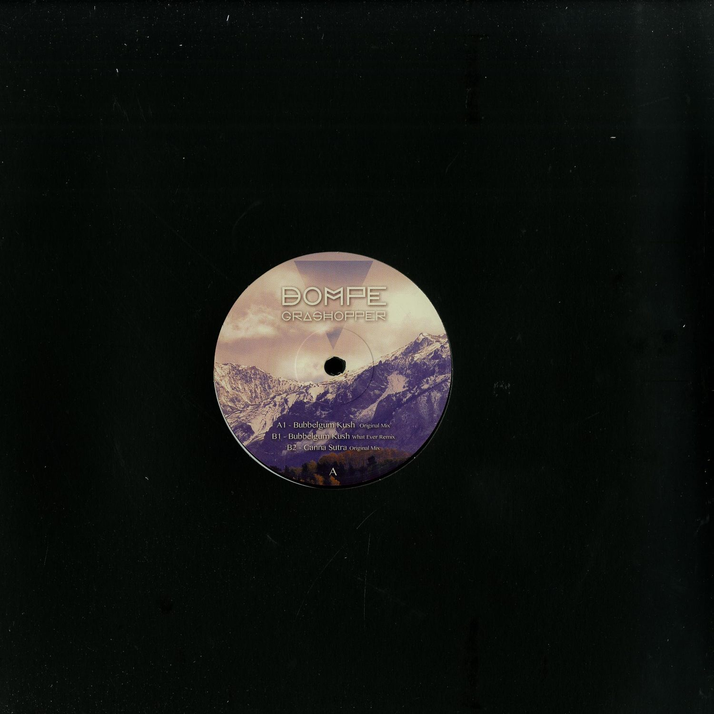 Dompe - GRASSHOPPER EP