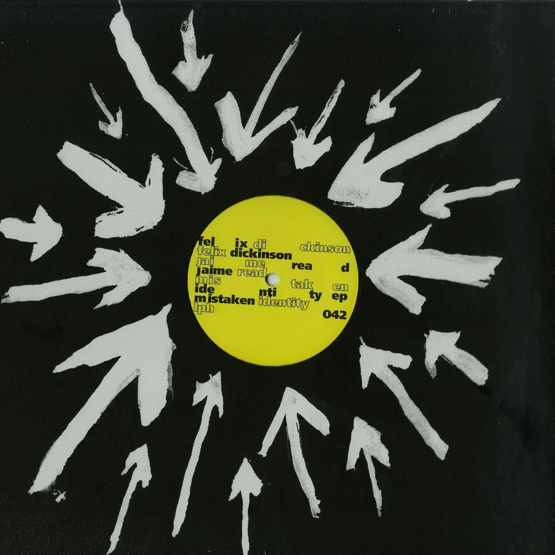 FELIX DICKENSON & JAMIE READ - MISTAKEN IDENTITY EP