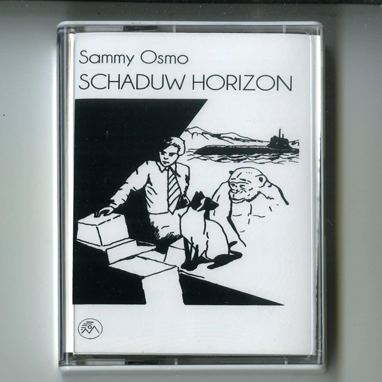 Sammy Osmo - SCHADUW HORIZON