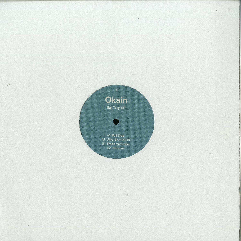Okain - BALL TRAP EP