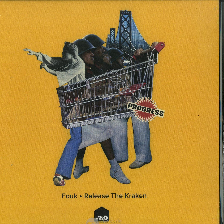 Fouk - RELEASE THE KRAKEN EP