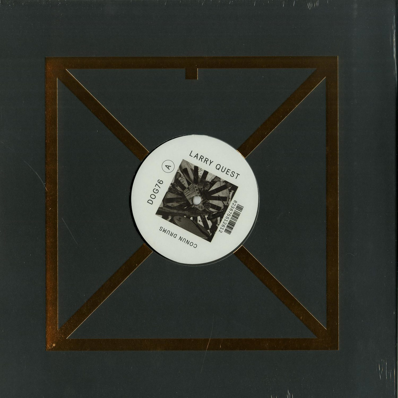 Larry Quest - CONUN DRUMS EP
