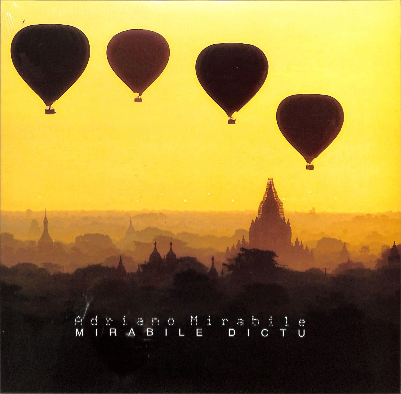 Adriano Mirabile - MIRABILE DICTU LP