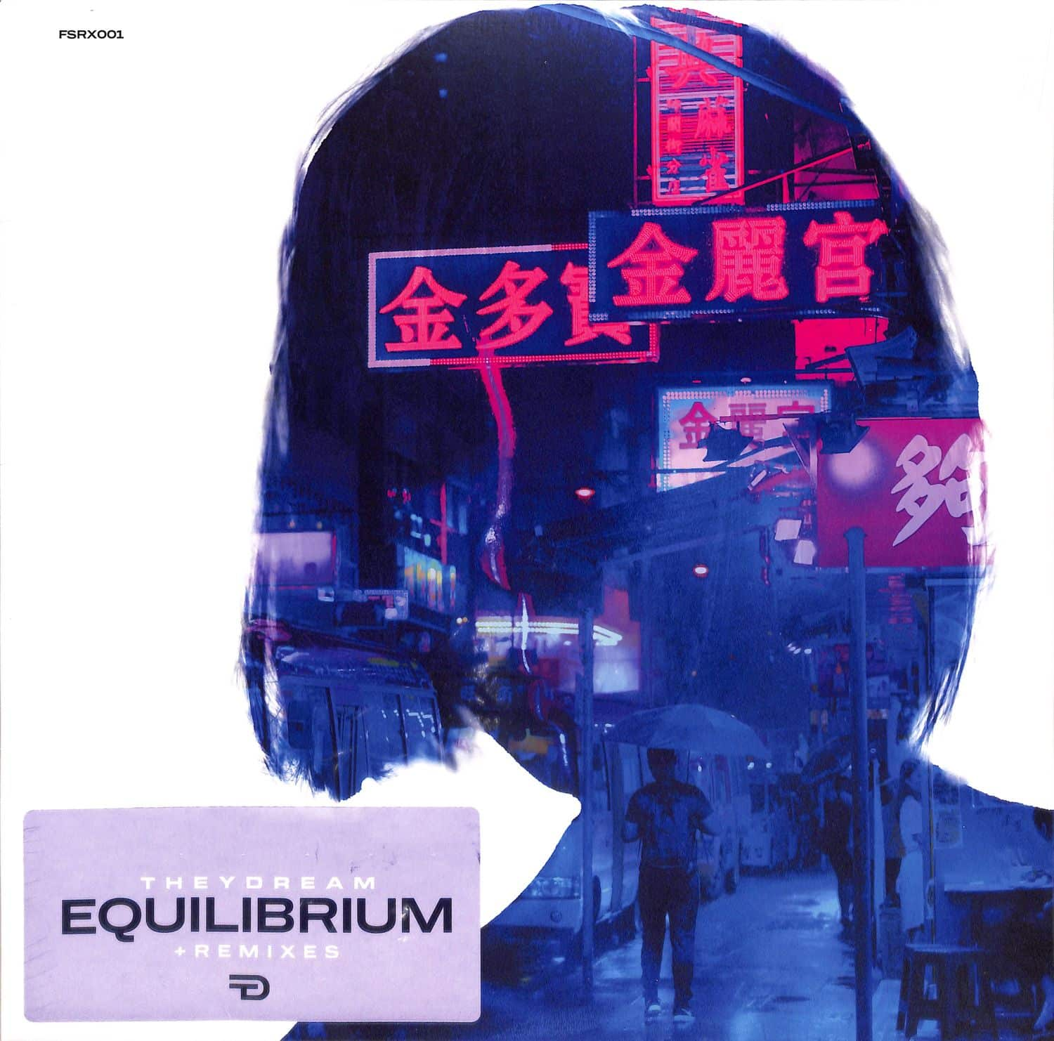 Theydream - EQUILIBRIUM + REMIXES