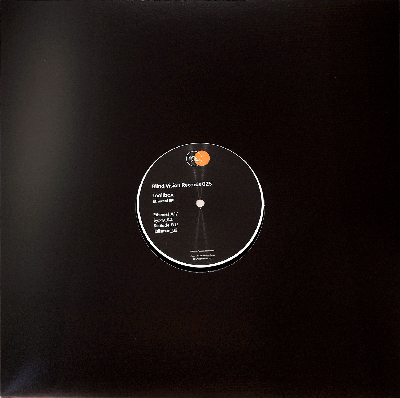 Toollbox - ETHEREAL EP
