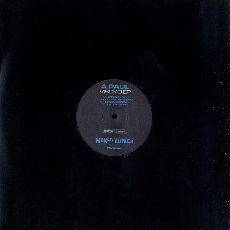 A. Paul - VISOKO EP