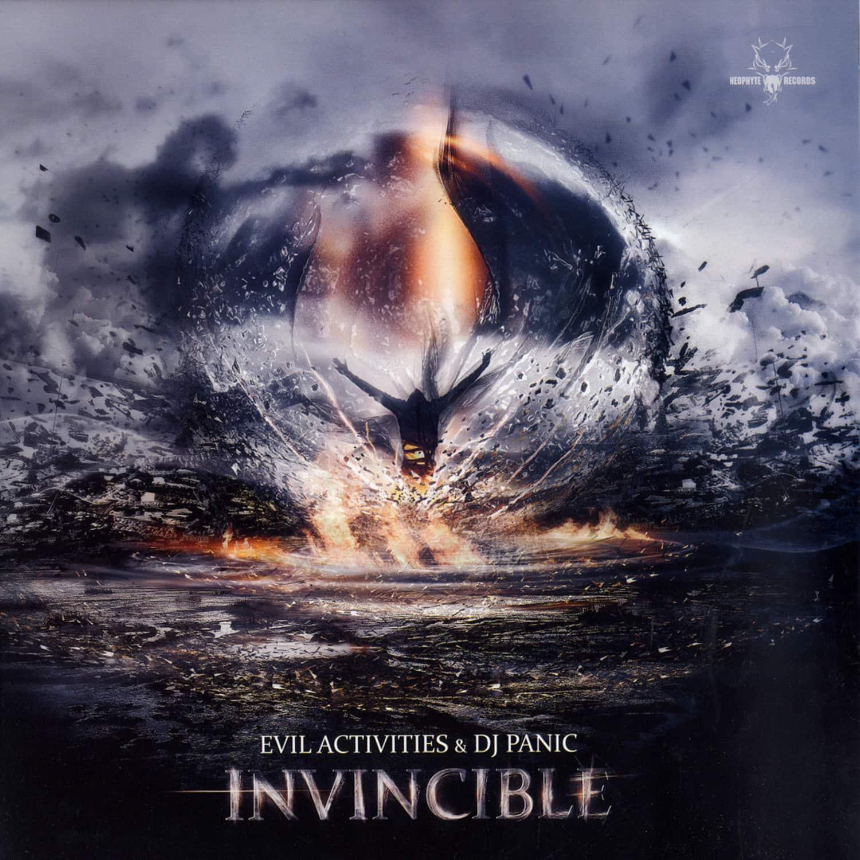 Evil Activitis & Dj Panic - INVINCIBLE