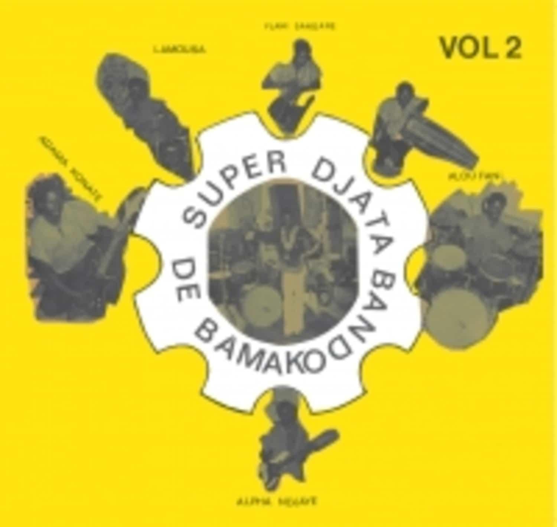 Super DJata Band - VOL. 2 YELLOW