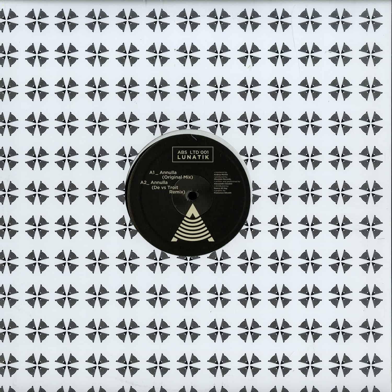 Lunatik - MY SPACE EP