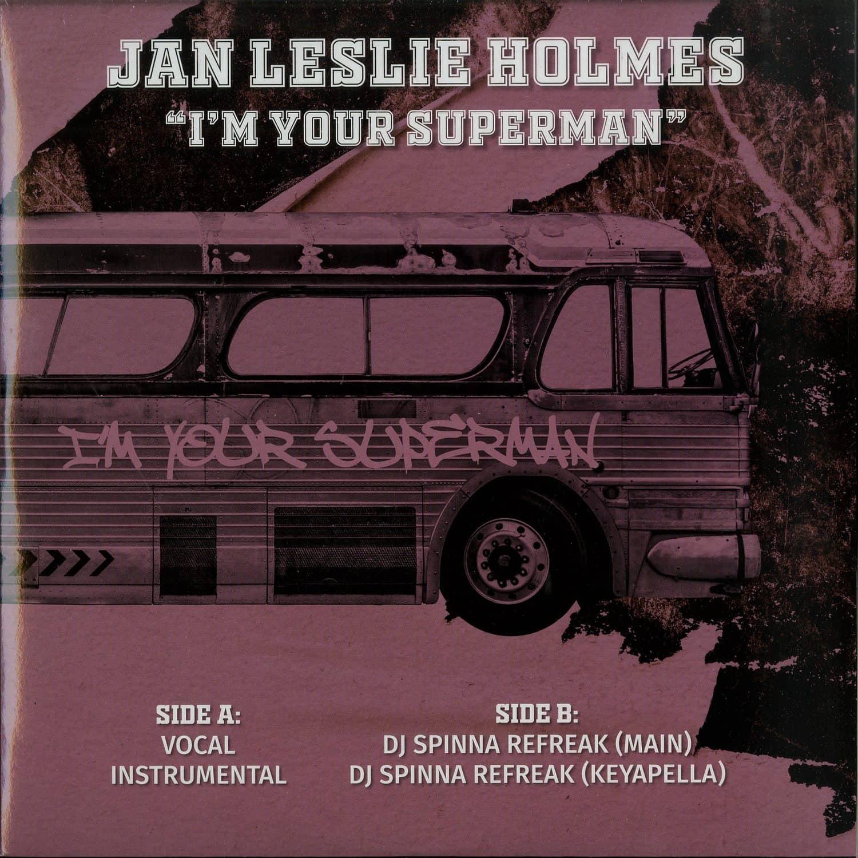 Jan Leslie Holmes - IM YOUR SUPERMAN