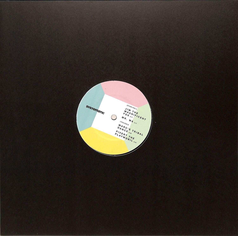 Fabrice Lig - BLACK MONDAY EP