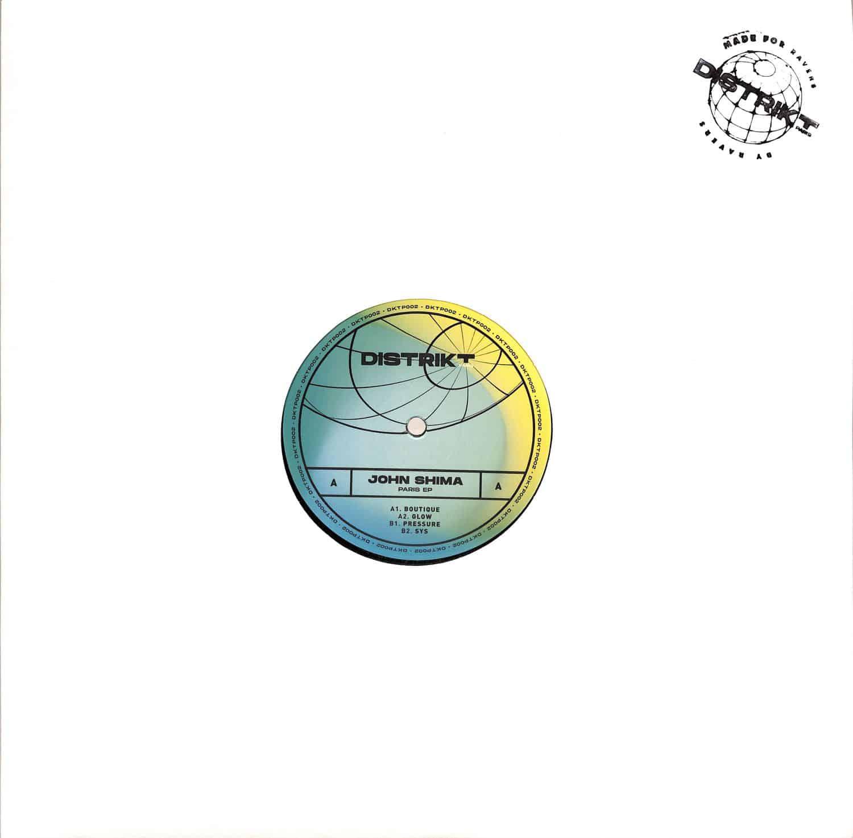 John Shima - PARIS EP