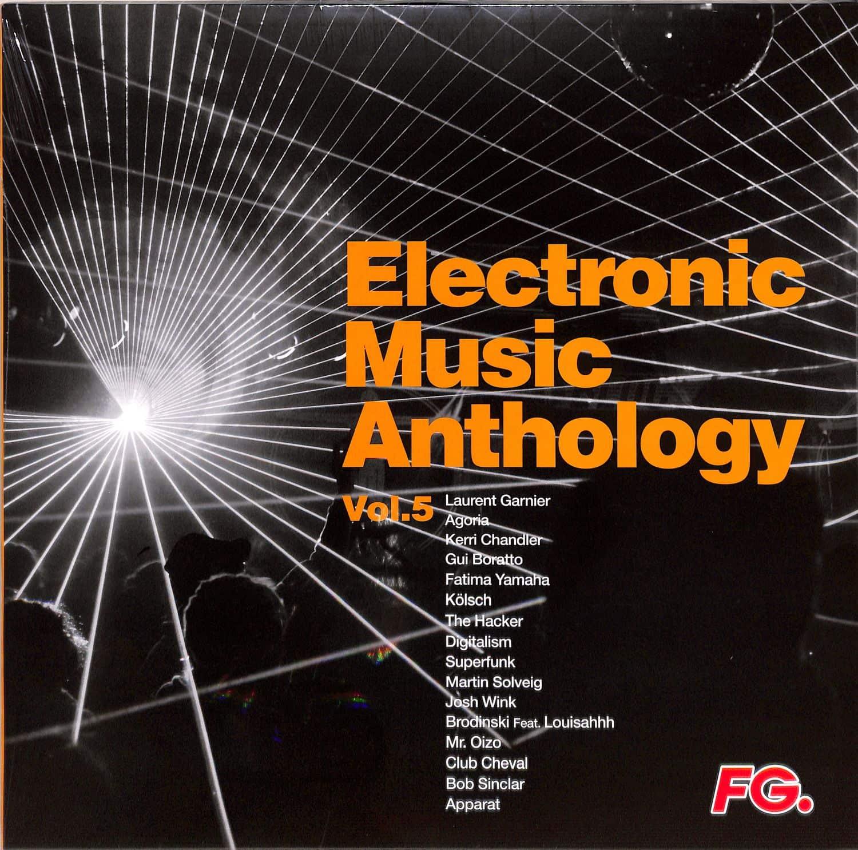 Various Artists - ELECTRONIC MUSIC ANTHOLOGY 05